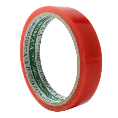 2pcs Tubular Road Tyres Glue Tape Bike Rubber Tapes for Tubular Rims Wheelsets