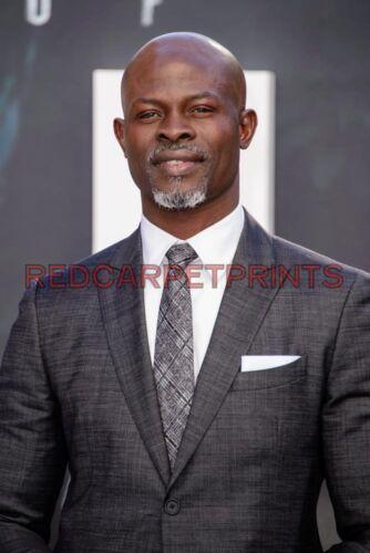 Djimon Hounsou Poster Picture Photo Print A2 A3 A4 7X5 6X4