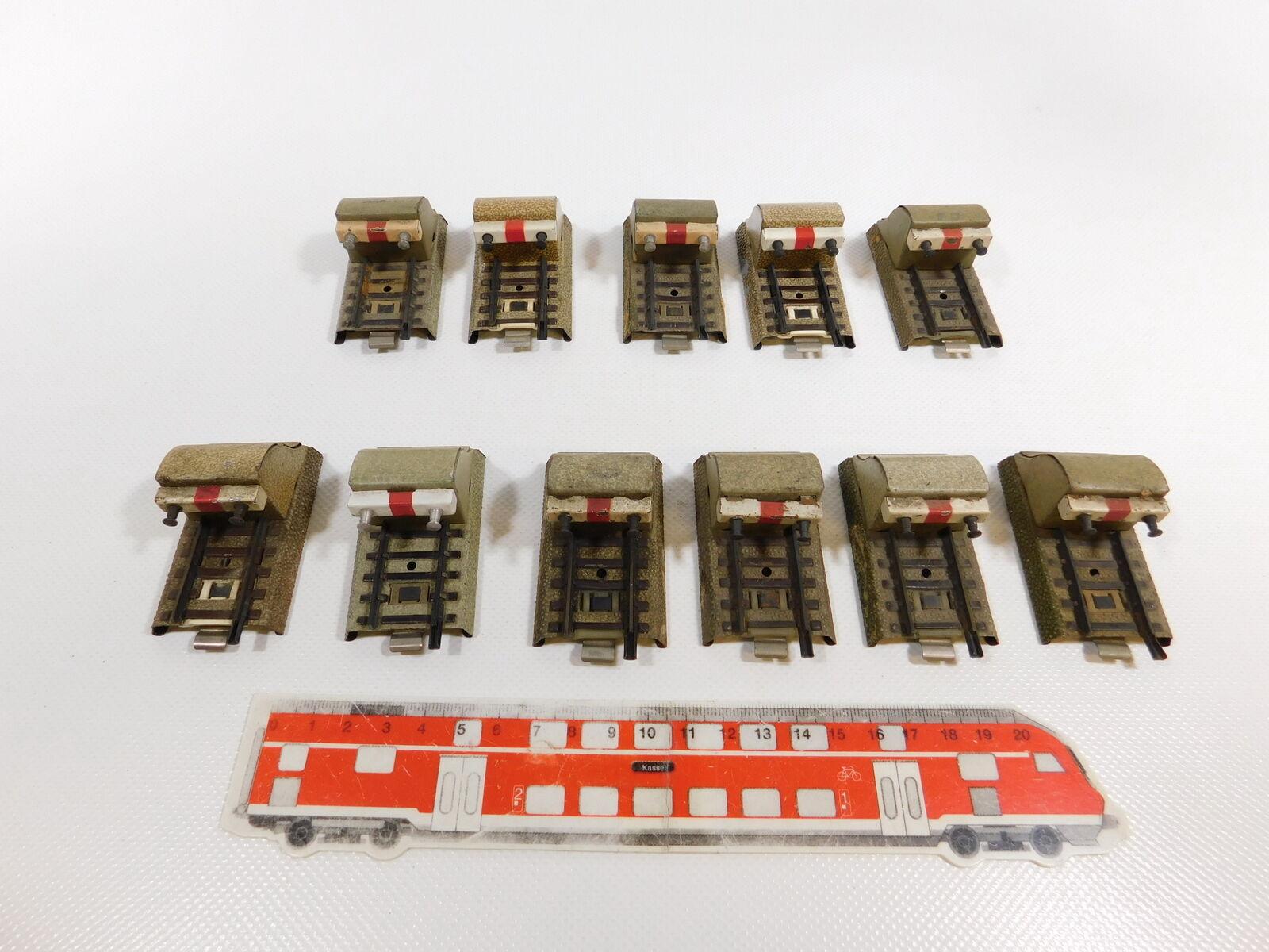 Cg9870, 5  11x marklin h000ac 462 Prell Bock MBinario per 3600800, 2. scelta