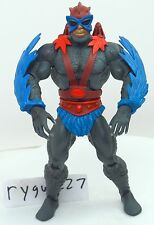 MOTUC, Stratos figure, Masters of the Universe Classics vs DC Universe TRU