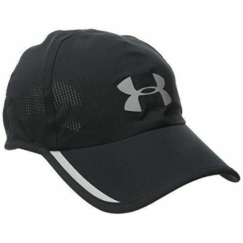 new style 7fcd1 8ae9c Under armour 1278207-001 Men s Shadow ArmourVent Baseball Cap - Black for  sale online   eBay