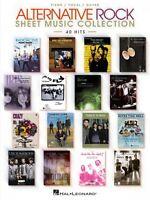 Alternative Rock Collection Sheet Music 40 Hits Piano Vocal Guitar So 000130463