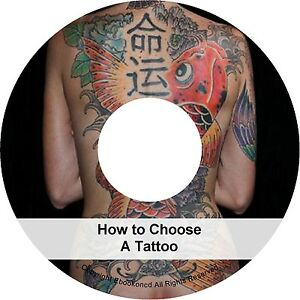 how to chose a tattoo