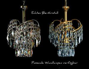 Kronleuchter Kristall Silber ~ Kleiner kristall kronleuchter mit echtem kristall verfÜgbar in gold