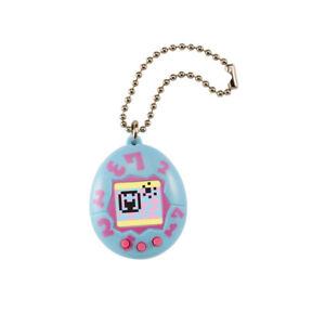 Bandai Tamagotchi Chibi NEW * Light Blue / Pink * 20th Anniversary Digital Pet