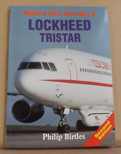 Lockheed-Tristar-Modern-Civil-Aircraft-No-8-Philip-Birtles-2nd-Ed-NEW-PB
