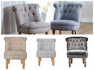 Image Is Loading Bedroom Boudoir Chair In Duck Egg Blue Beige