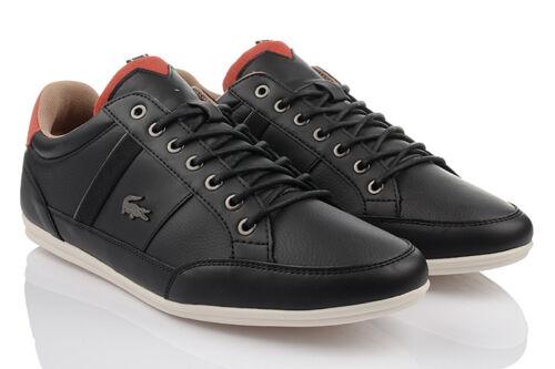 Herren 118 Original Exclusvie Schuhe Turnschuhe 2 Sneaker Lacoste Leder Chaymon wSaqqt