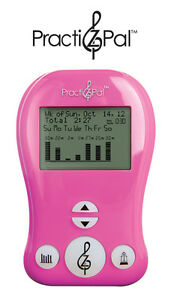 PRACTIZPAL-RASPBERRY-PINK-Electronic-Practicing-Timer-amp-Metronome-practice-pal