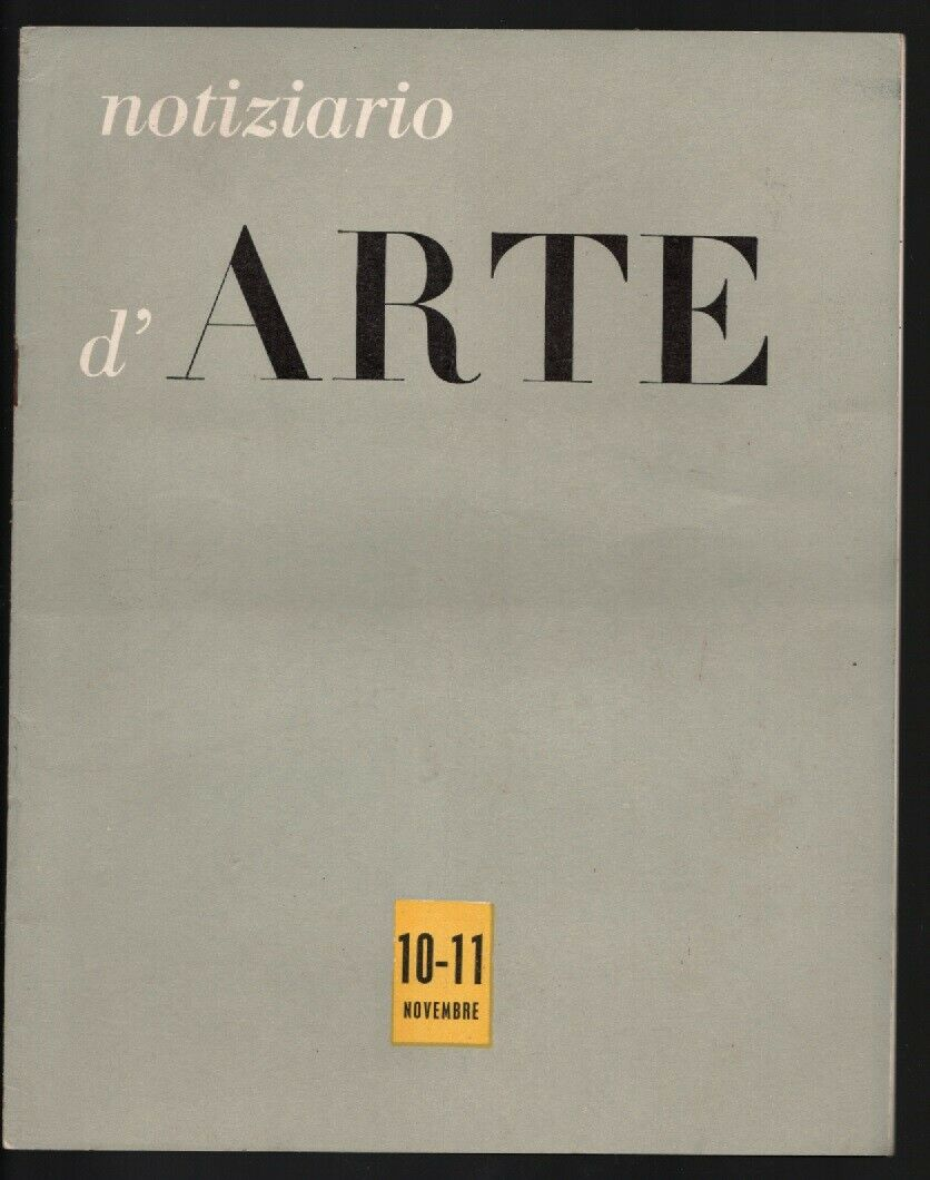 Arte n° 138, 1984 - rivista