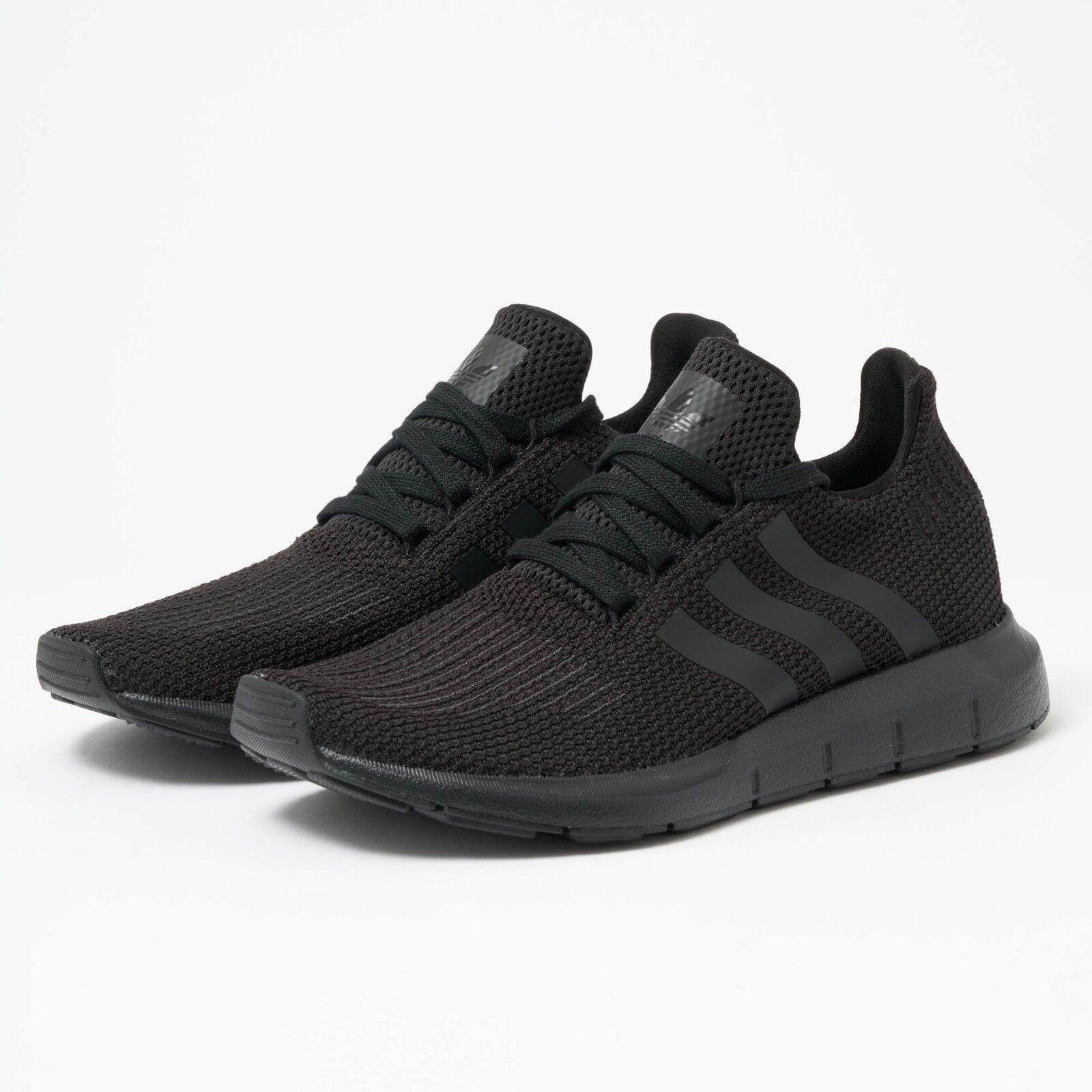 Adidas AQ0863 Men ORIGINALS Swift Run Running shoes black sneakers