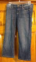 Joe's Jeans Cropped Capris, Size 25