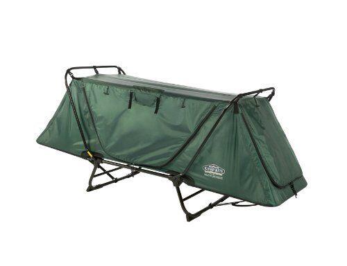 Tent Cot w  Lightweight Aluminum  Frame & Durable Nylon - Original Size  new sadie