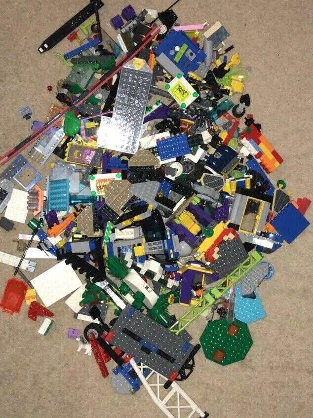 LEGO Bundle  LEGO DC, Batuomo, 1.5kg  design unico
