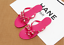 Crystal-Thong-Sandals-Jelly-Flip-Flop-Clinch-Bolt-Wome-Summer-Flat-Rivet-Bowknot thumbnail 5