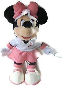"Disney Minnie Mouse Tennis Outfit 10/"" Plush"