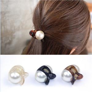 Women-Pearl-Mini-Hair-Accessories-Hair-Claw-Barrettes-Crystal-Hair-Clips-Gift