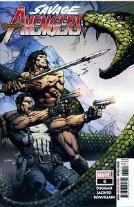 SAVAGE-Avengers-6-2019-Marvel-Comics-USA-L863