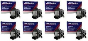 Set of 4 AcDelco Ignition Coil BS-C1251 For Chevrolet,GMC,Cadillac,Hummer,Isuzu Automotive
