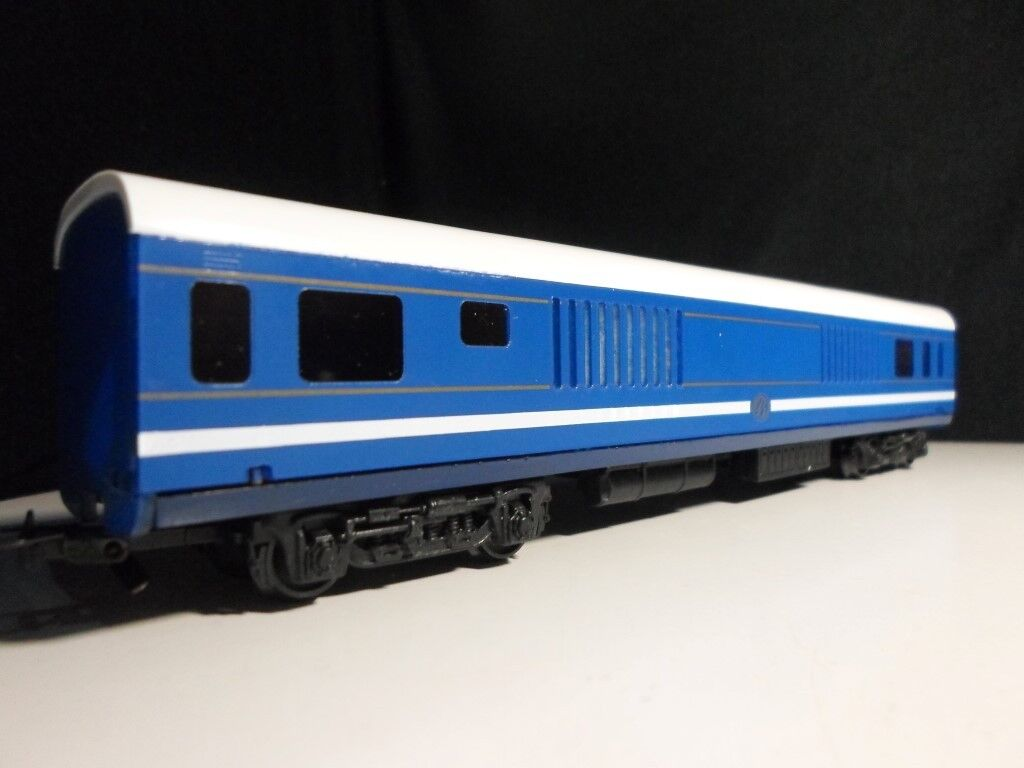 Model Train : South African Blue Train - Power Car