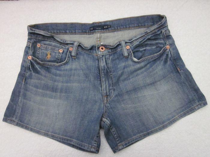Polo Ralph Lauren Denim Shorts NWT 31