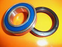 Honda Trx 500 Foreman S Es 2x4 - 4x4 Left Rear Axle Wheel Hub Bearing And Seal
