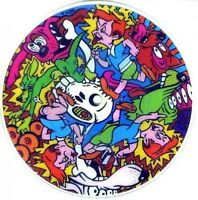 The Crows 7 Kozik Record Picture Disc Crow Bar Amphetamine Poster Art