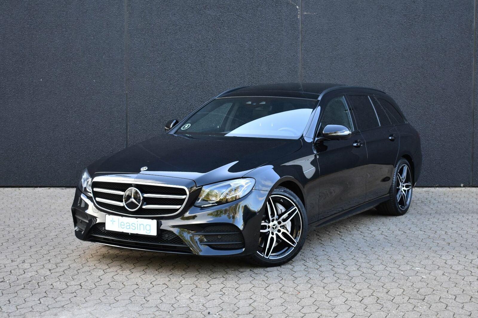 Mercedes E350 d 3,0 AMG Line stc. aut. 5d - 3.945 kr.