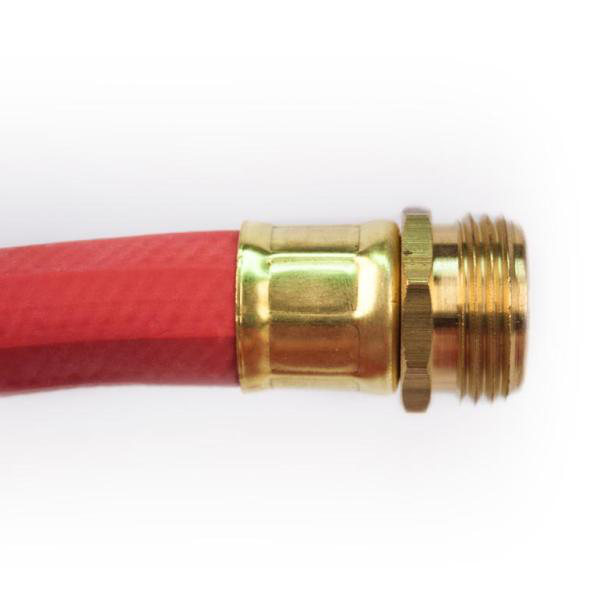Commercial-Duty Hot Water Hose 5//8 In Dia X 25 Ft