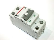 UP TO 2 CUTLER HAMMER 10 AMP 2 POLE CIRCUIT BREAKERS DIN MT WMS2D10