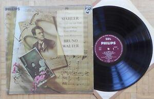 O257 BRUNO WALTER MAHLER DAS LIED VON DER ERDE PHILIPS A 01486 L - Graz, Österreich - O257 BRUNO WALTER MAHLER DAS LIED VON DER ERDE PHILIPS A 01486 L - Graz, Österreich