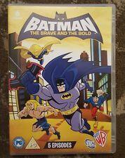 BATMAN BRAVE AND THE BOLD VOLUME 6 DVD 5 EPISODES KIDS