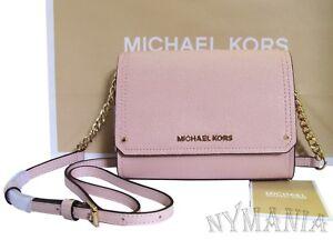 022d20a196cc NWT Michael Kors HAYES Pebbled Leather SM Clutch Crossbody Bag ...