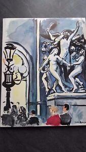 Brochure Classico Opera / Opera Di Parigi Xxiv 1966 Tbe