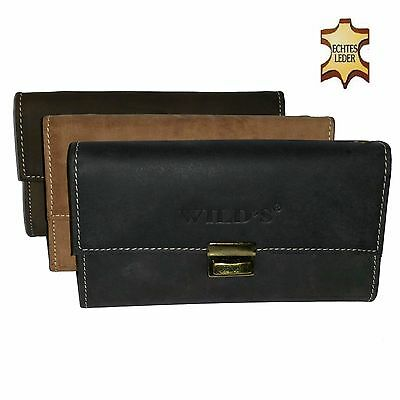 Suede Leather Waiter purse operating Wallet Leather Waiter Pocket Bag Taxi Purse