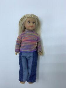 "American Girl Mini Doll 6"" Meet Julie"