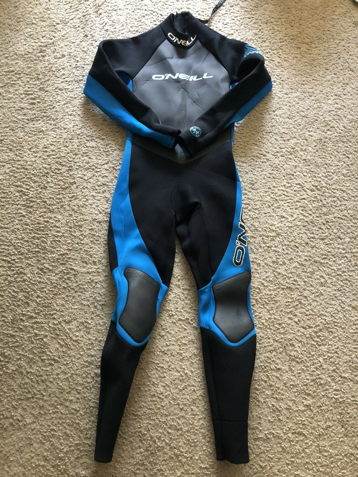 Used O'Neill Wetsuit  Medium M The 3 2mm Full Suit  factory outlet