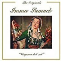 Virgenes Del Sol - Imma Sumack (cd, 2010)