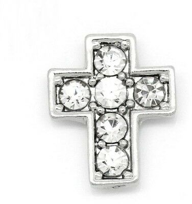 Celtic Cross floating charms for memory lockets