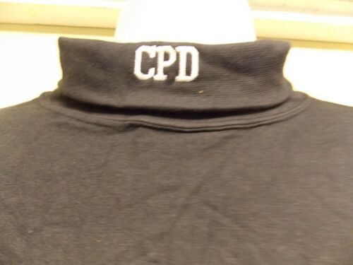 Police Long sleeve turtleneck shirts CPD