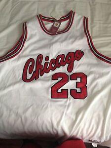 mfdpit Mitchell & Ness Hardwood Classic Michael Jordan 84-85 Rookie