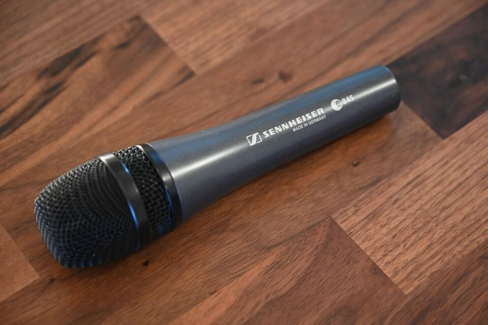 Mikrofon, Sennheiser E845