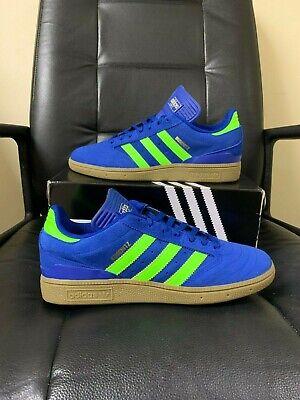 Adidas Busenitz Pro x Rodrigo Skate Shoes ScarletBlackGold