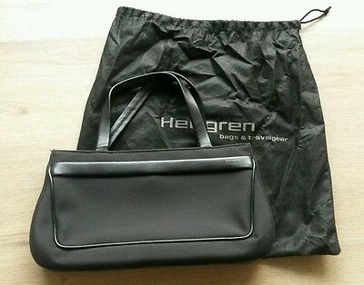 Hedgren Handtasche schwarz klein
