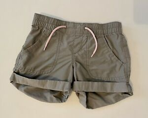Girl's Old Navy Gray Cargo Casual Shorts Size S/6/7
