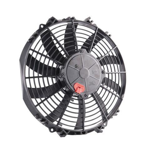 Fan Motor 12 Volt 10 Inch 255MM Reversible130W FOR HVAC Systems Waterproof