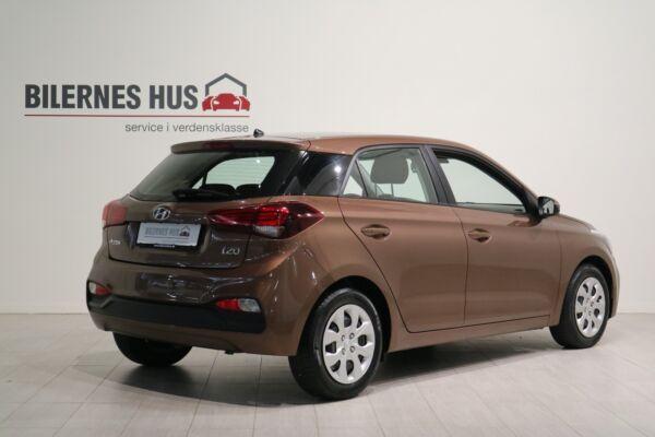 Hyundai i20 1,25 Life billede 1
