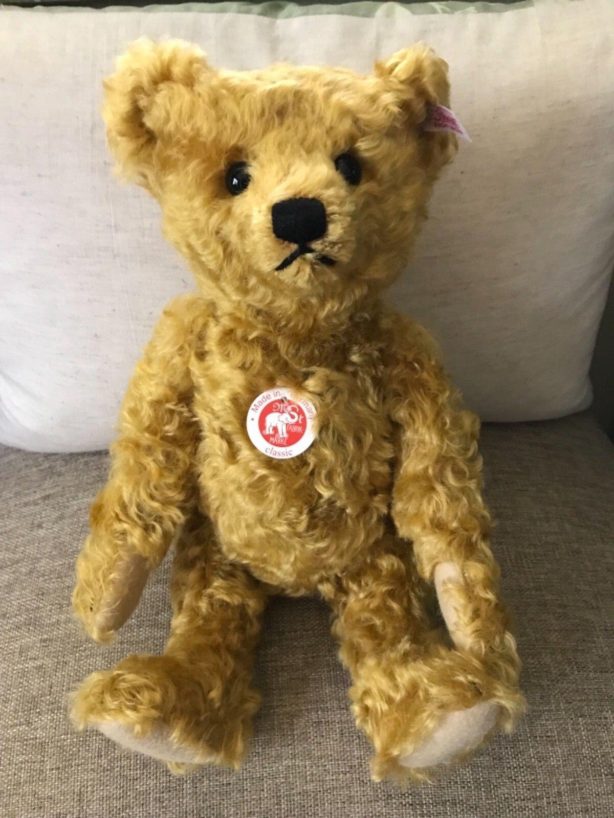 Steiff   038242 Side to Side Mechanism Teddy Bear LE