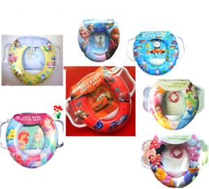 Child-Toddler-Kids-Safety-Seats-Soft-Toilet-Training-Trainer-Potty-Seat-Handles