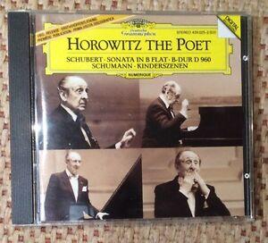 VLADIMIR-HOROWITZ-HOROWITZ-THE-POET-Schubert-Schuman